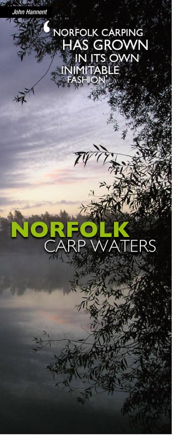 Norfolk carp waters - John Hannent