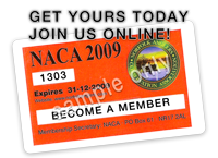 Join NACA online today!